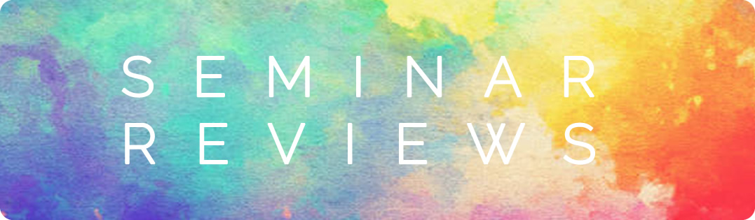 Mind Your Reality Seminar Reviews