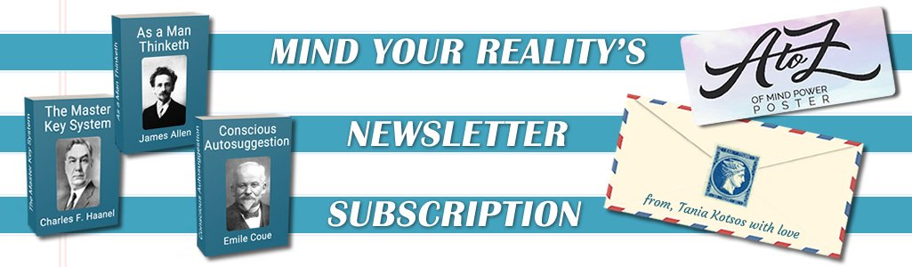 Mind Your Reality Newsletter